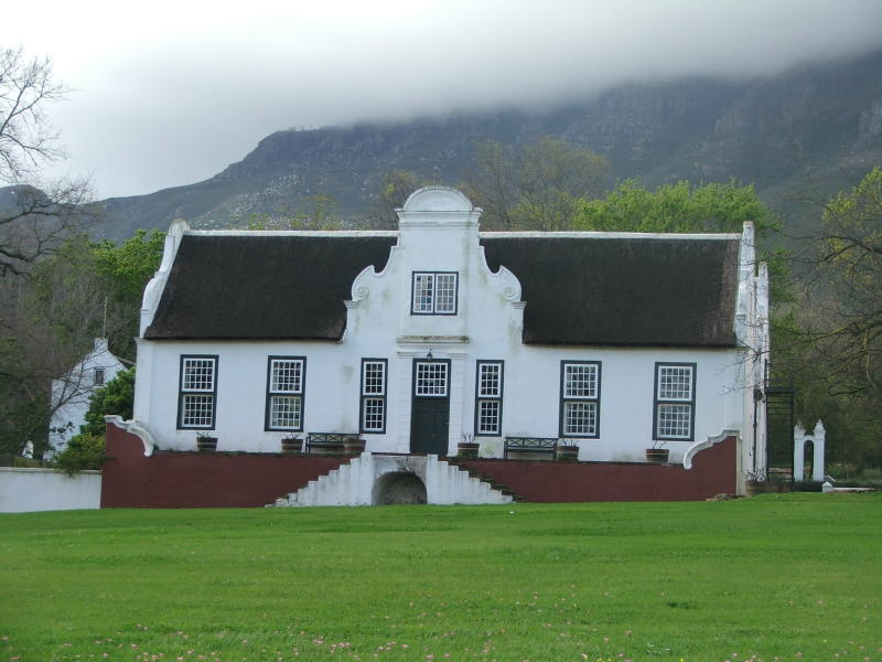 Pin cape dutch house plans on pinterest for Cape dutch house plans